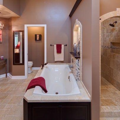 walk through shower master bathroom .. | Master bathroom ...