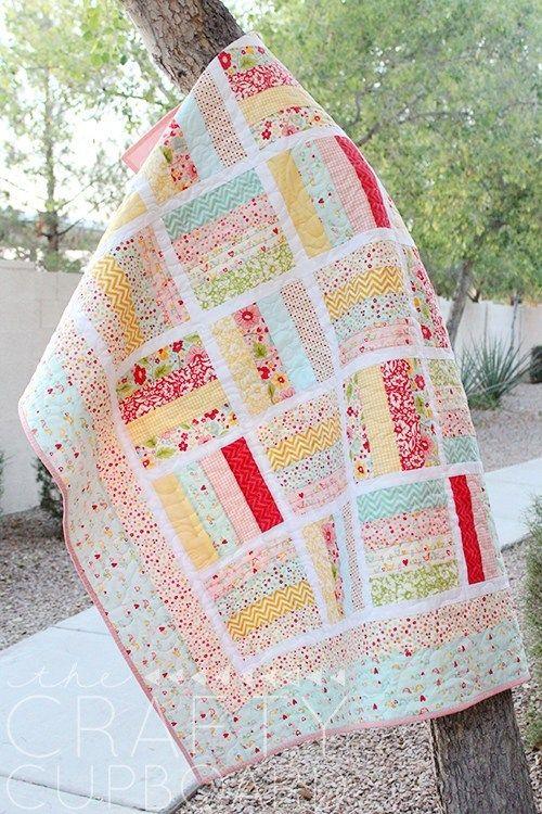Lucky Toss Quilt Pattern
