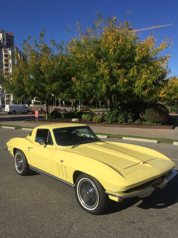 1965 Chevrolet Corvette for sale by Owner - Kelowna, BC ...