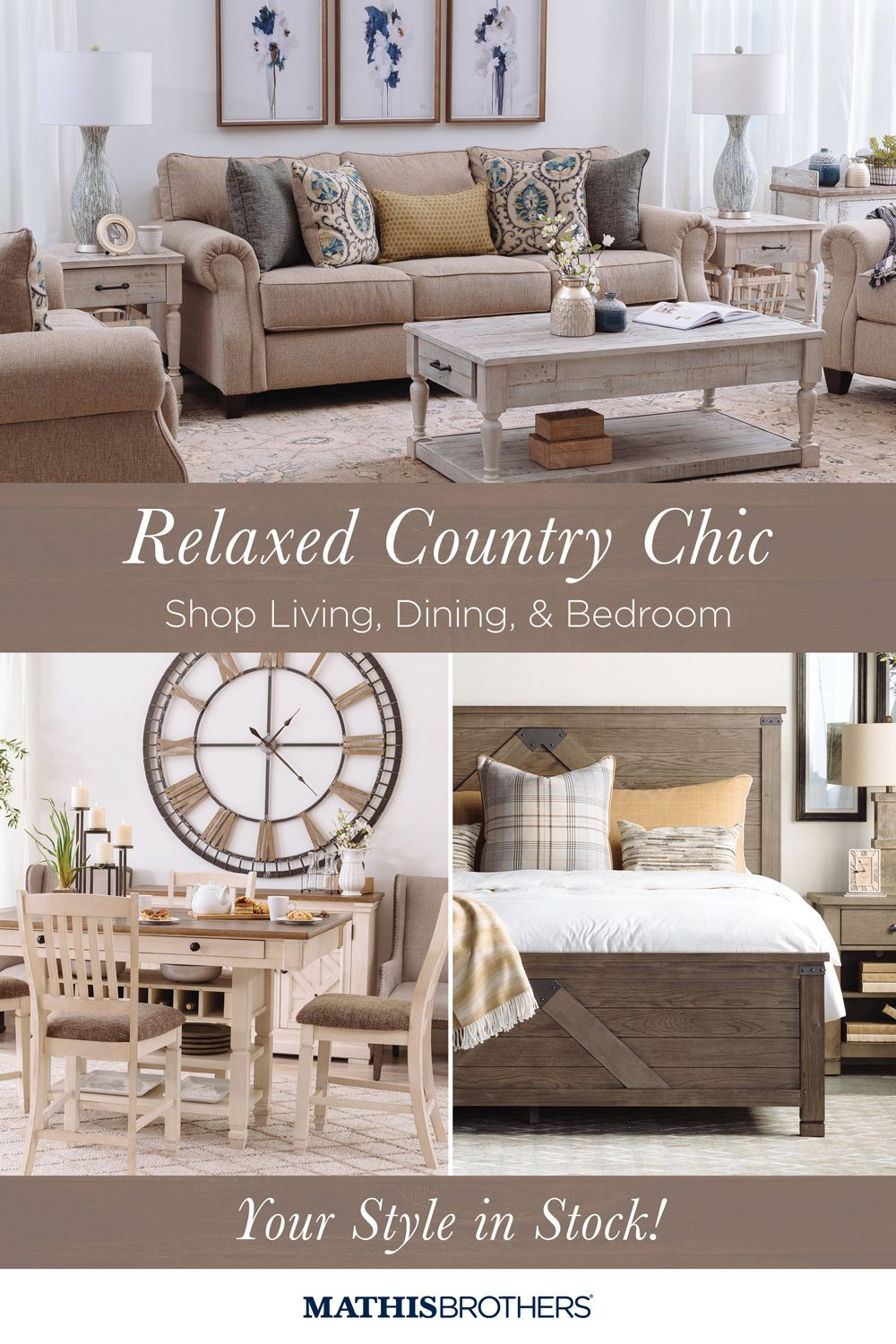 Check Out How To Mix And Match For A Perfect Country Chic Look