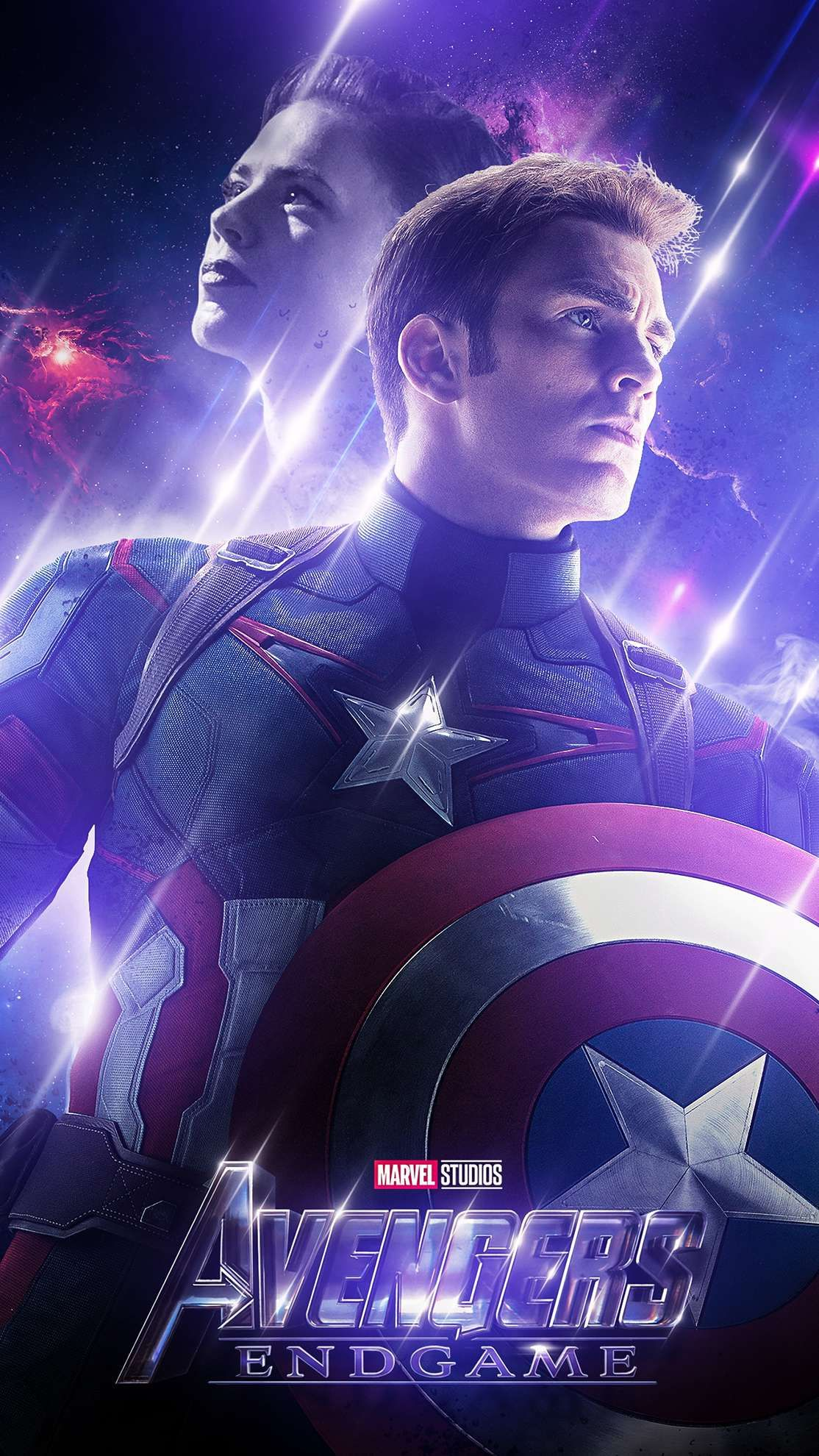 Avengers Endgame Captain America Past Iphone Wallpaper In 2020 With Images Captain America Wallpaper Captain America Poster Avengers