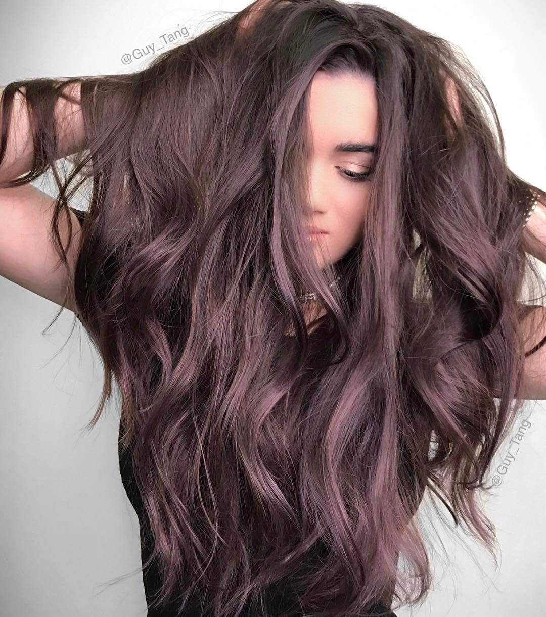 dress - Ombre Pastel dark hair pictures video