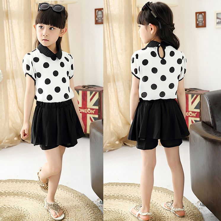 db52762989c Click to Buy    Children s Garment Girl Summer New Pattern Korean Children  Skirt.