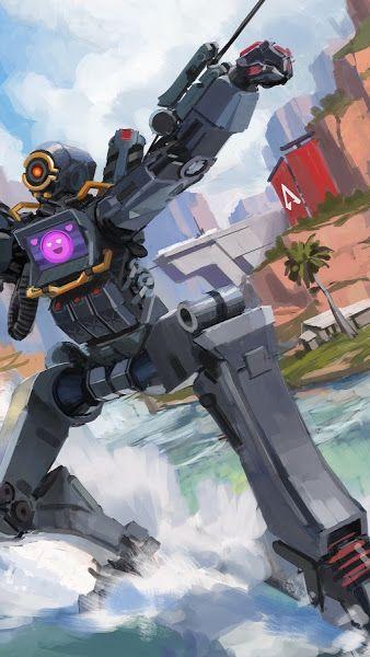 Apex Legends Video Game Pathfinder 3840x2160 Wallpaper Apex Pathfinder Legend