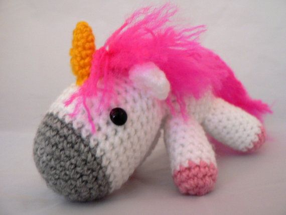 Amigurumi Alpacasso : Charley the unicorn amigurumi so fluffy pink and white meme