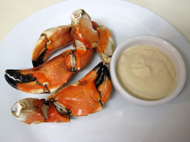 Florida stone crab  claws are one of my FAVORITE treats. The claws are considered a delicacy, and are actually a somewhat renewable resourc...