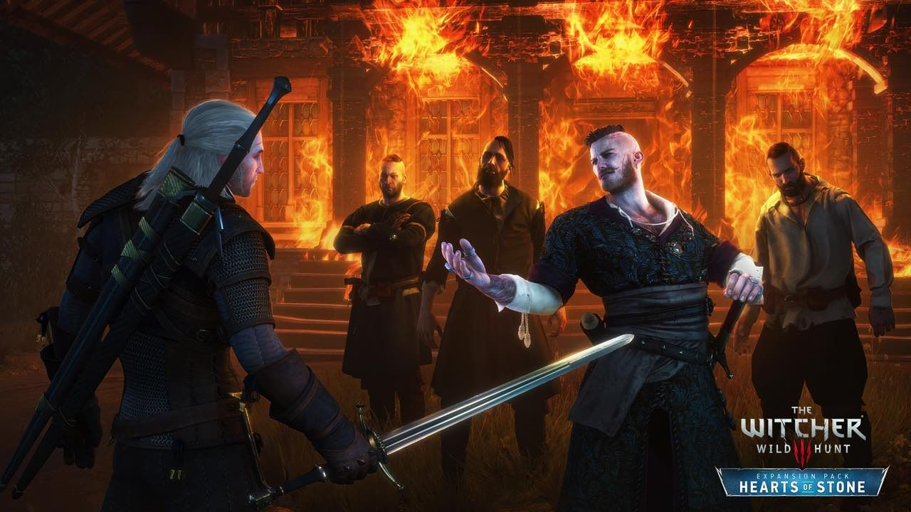 The Witcher 3's Hearts of Stone Expansion Dated with New Trailer - http://www.entertainmentbuddha.com/the-witcher-3s-hearts-of-stone-expansion-dated-with-new-trailer/