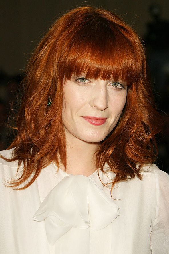 Burnt Orange Hair Edgy Chameleon Style Pinterest Hair Coloring