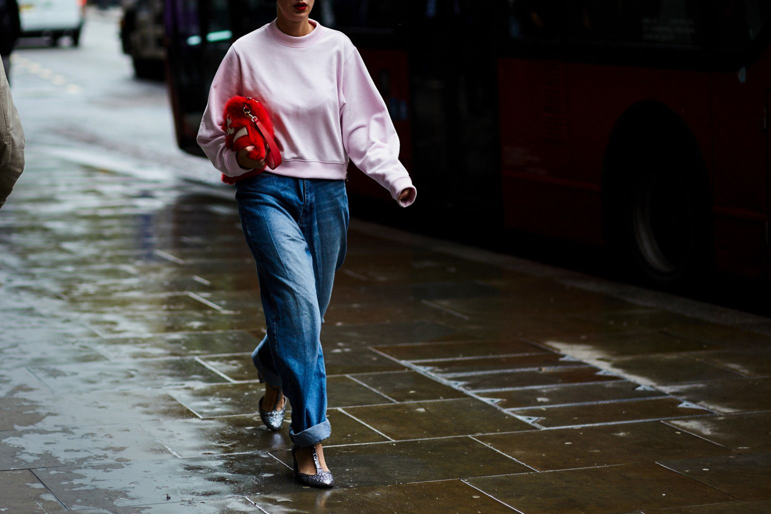 It's Raining Men! On the Final Day of London Collections Men Street Style - -Wmag