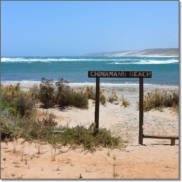 Chinamans Beach Australia Western Australia Beach