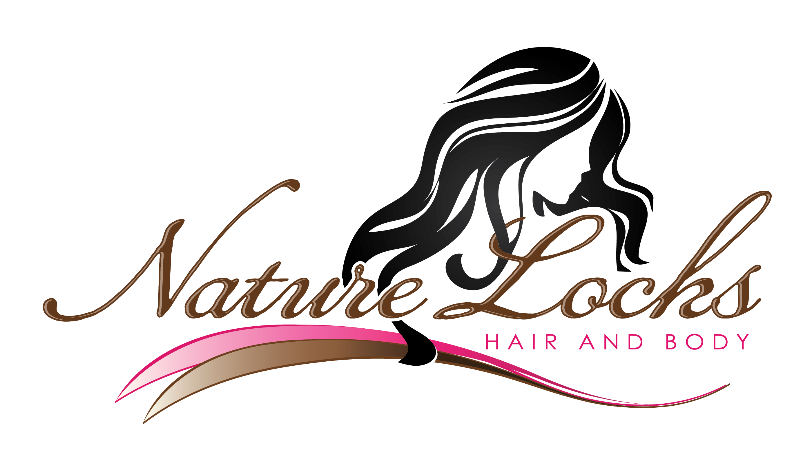 elegant hair extensions logo