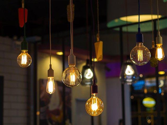 les ampoules à filament - déco tendance : styes vintage et indus