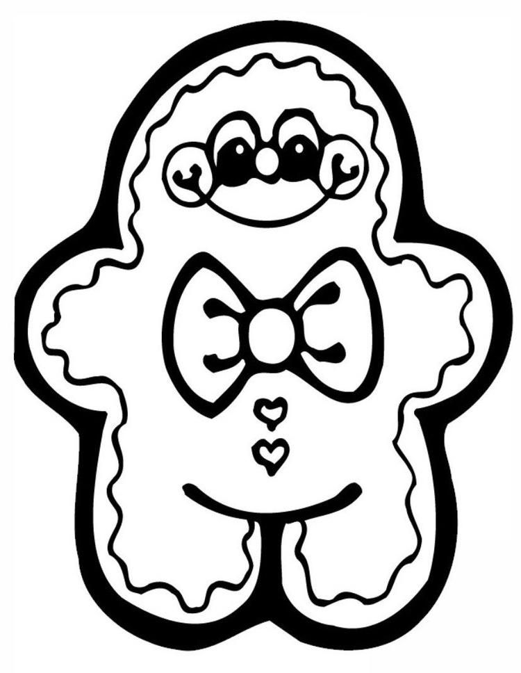 Read moreCute Gingerbread Coloring Pages | Gingerbread man ...