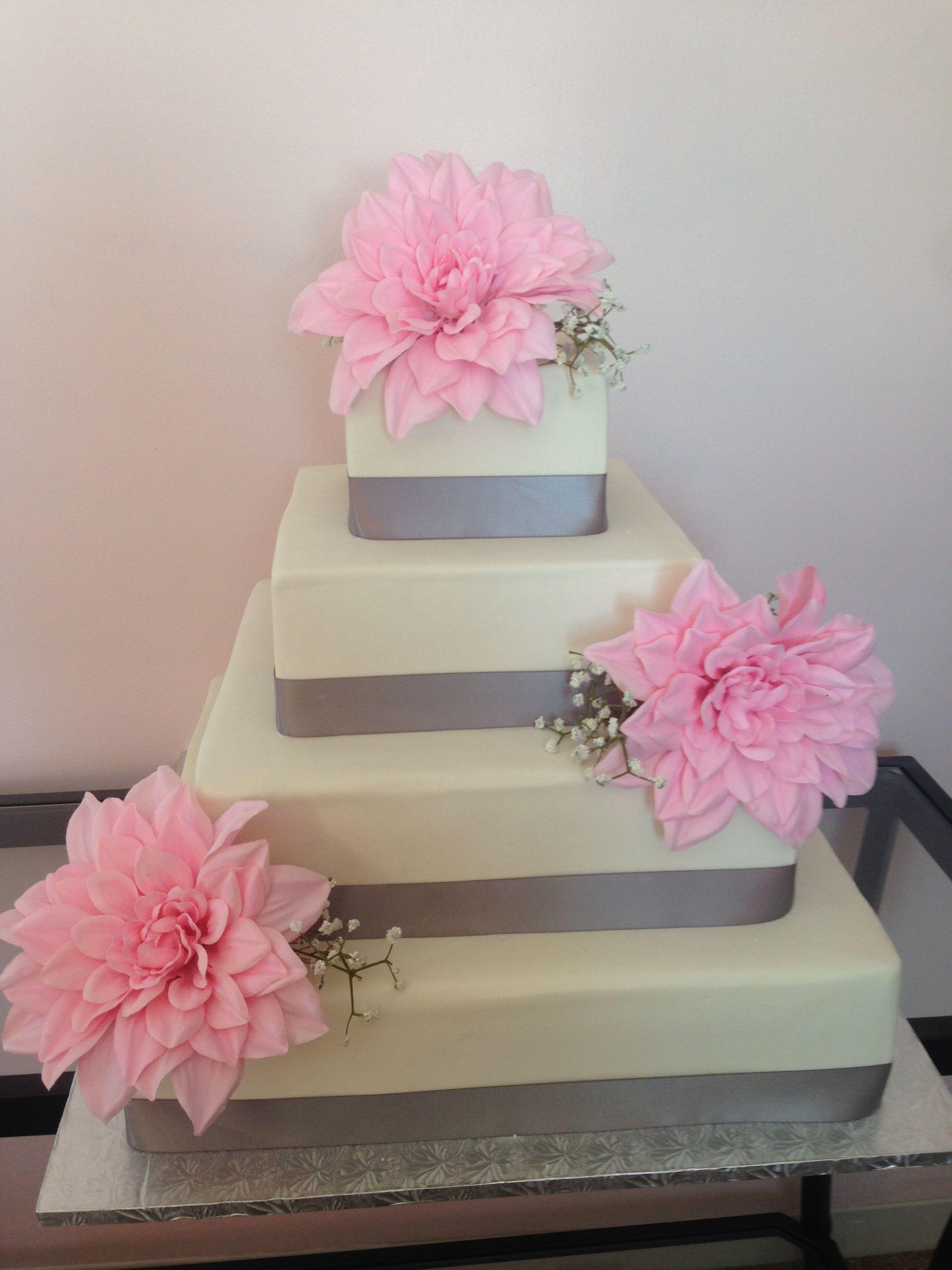 AMAZING Fake Wedding Cake. Buffalo Ny!