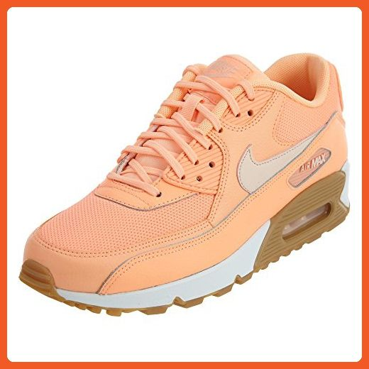 Nike AIR MAX 90 womens running shoes 325213 802_8.5 SUNSET