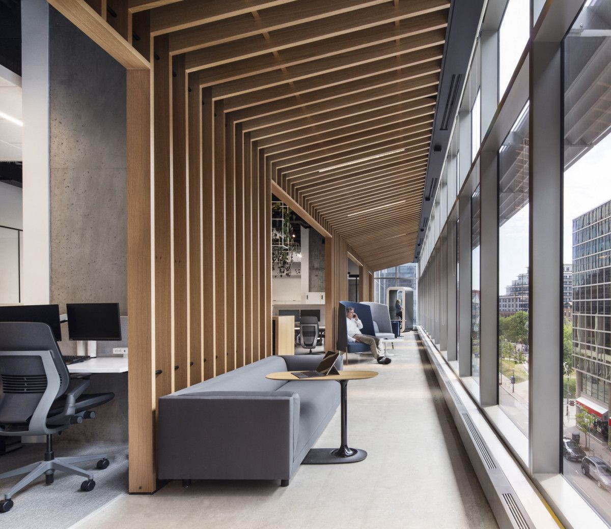 Bdo Offices Toronto 10 Commercial And Office Architecture Innovative Office Corporate Office Design