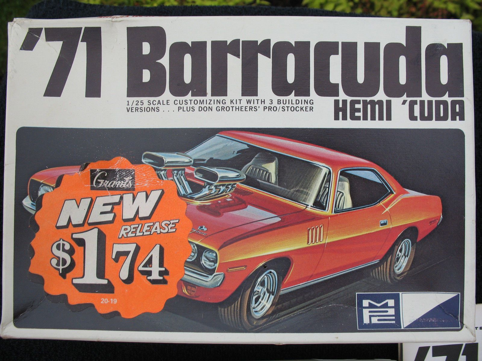 mpc model | Model cars kits, Plastic model kits, Model