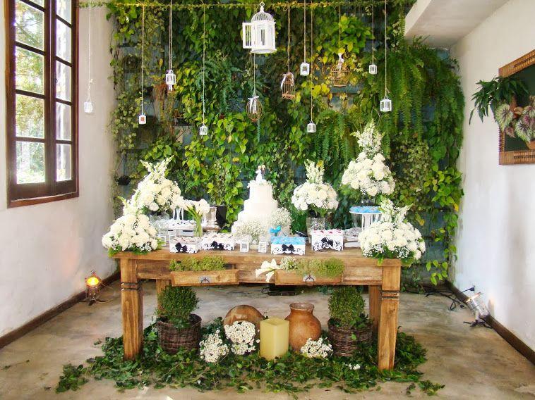 Mesa de casamento no campo 13 festa no rancho - Mesas de campo ...