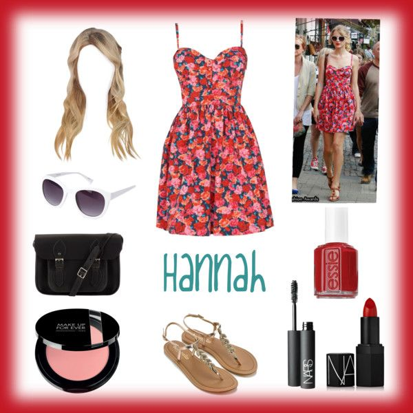 Taylor Swift inspired outfit for @Hannah Bristow hope you like it