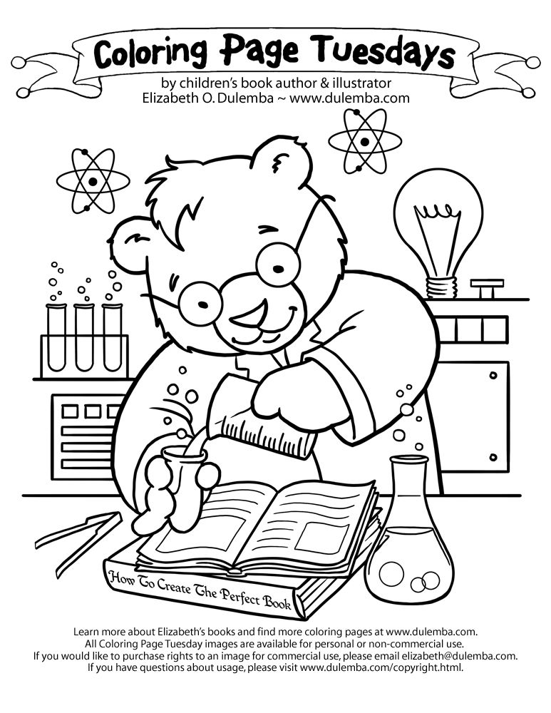 science coloring pages printable az coloring pages | News to Gow ...