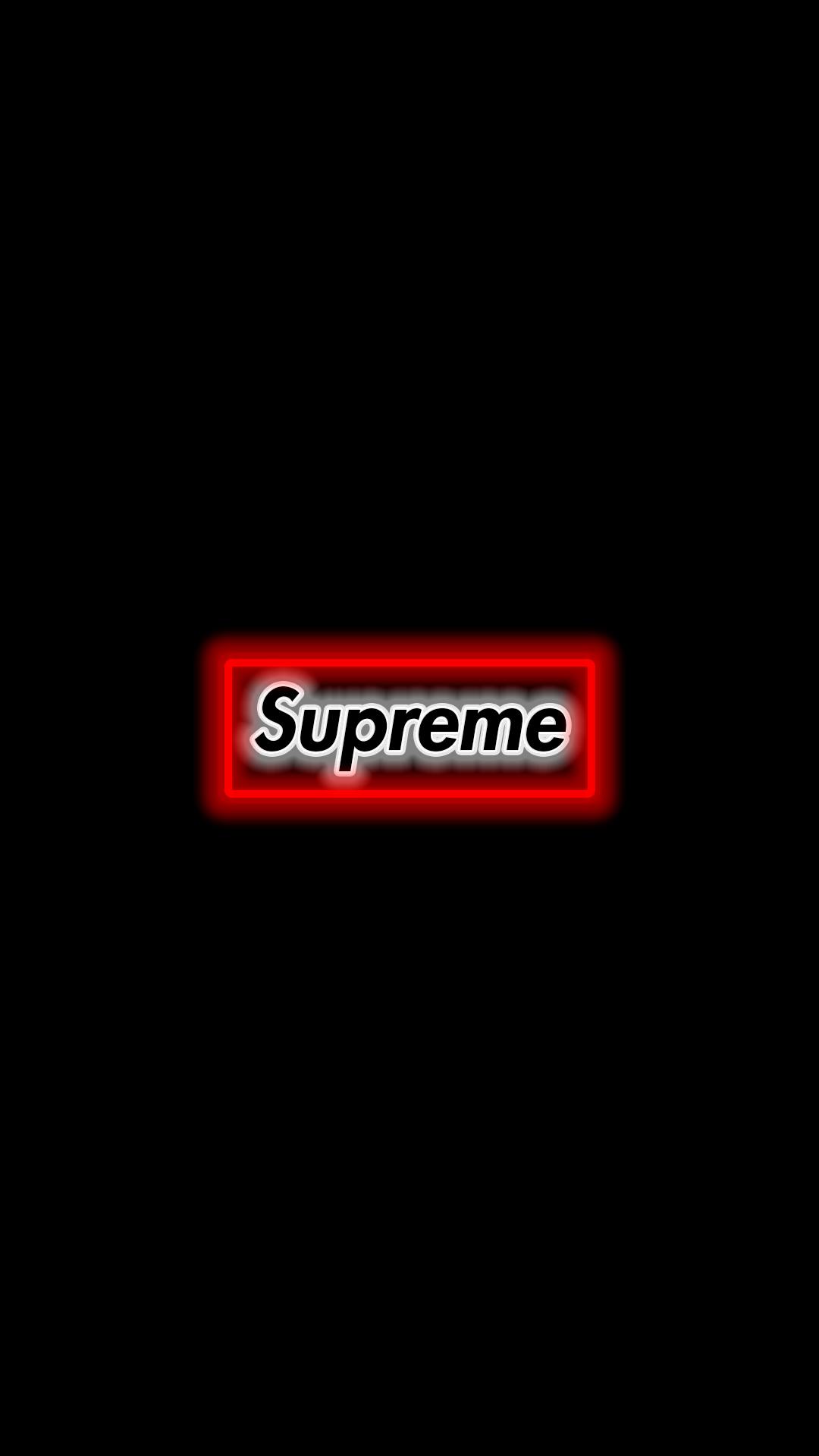 Supreme Neon Original Supreme Wallpaper Supreme Iphone Wallpaper Supreme Wallpaper Hd