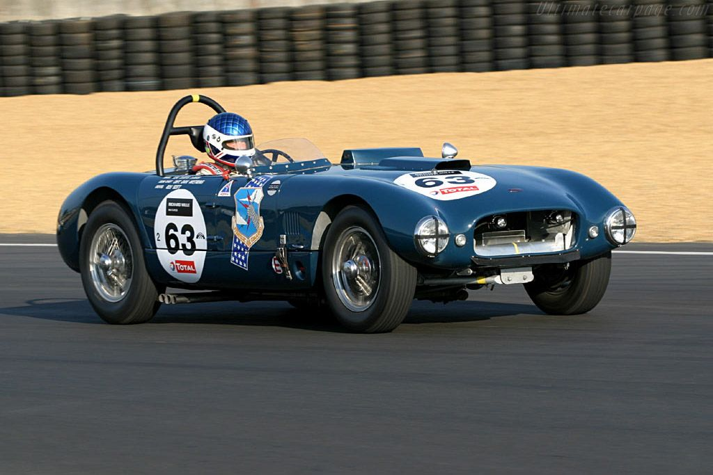 1953 Allard J2R Images, Specifications and Information