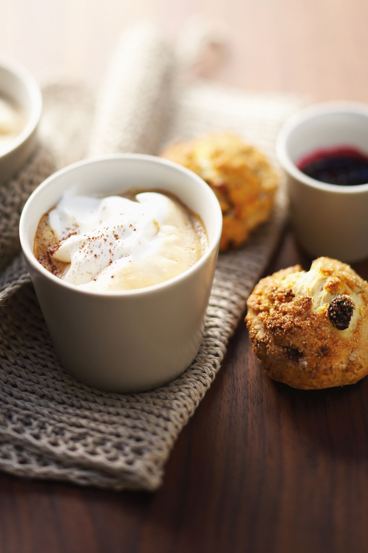 whipped coffee recipe without sugar