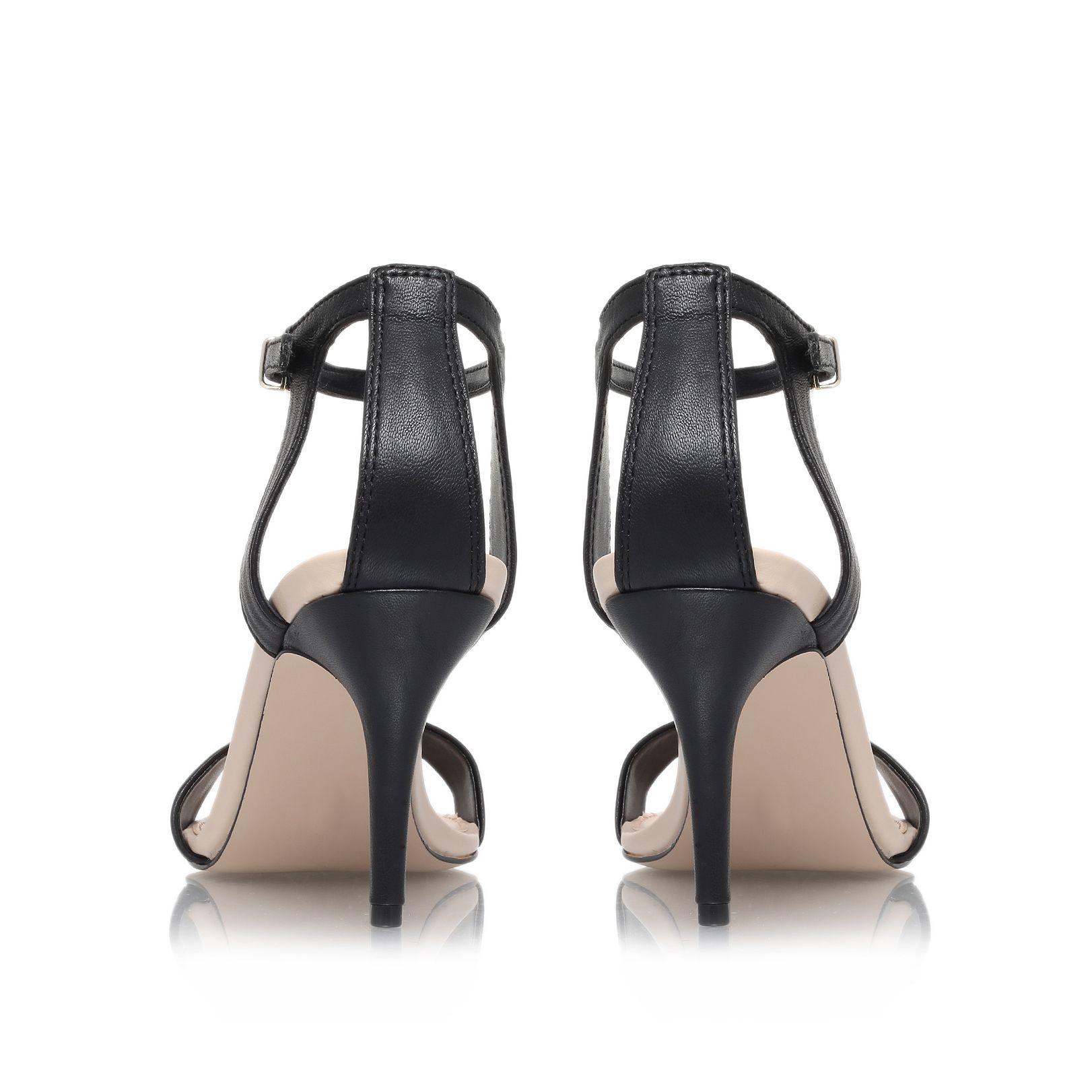 KOLLUDE   Mid heel sandals, Kurt geiger, Sandals