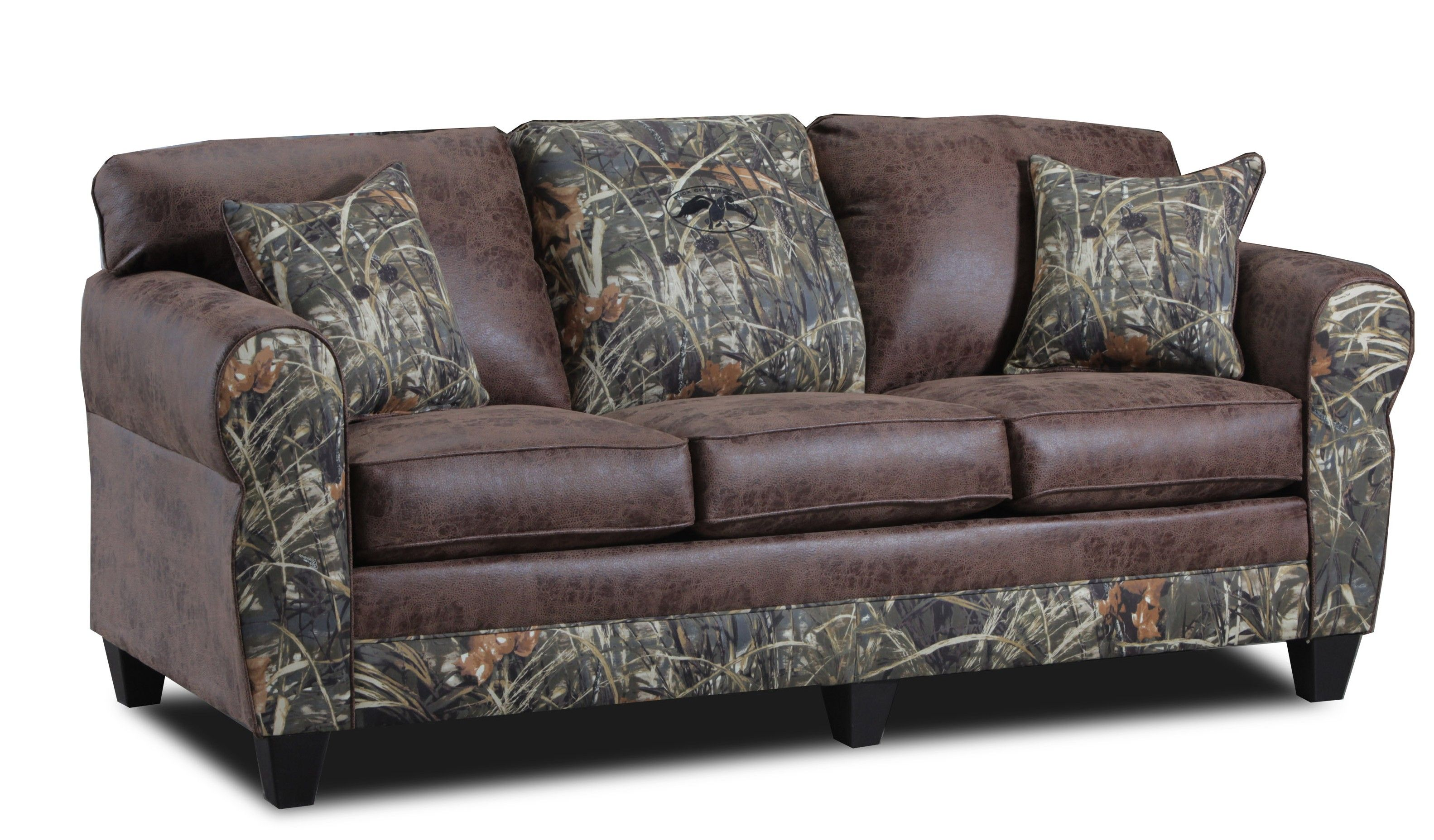duck commander sofa in colorado coffee real tree max 4 twill duck