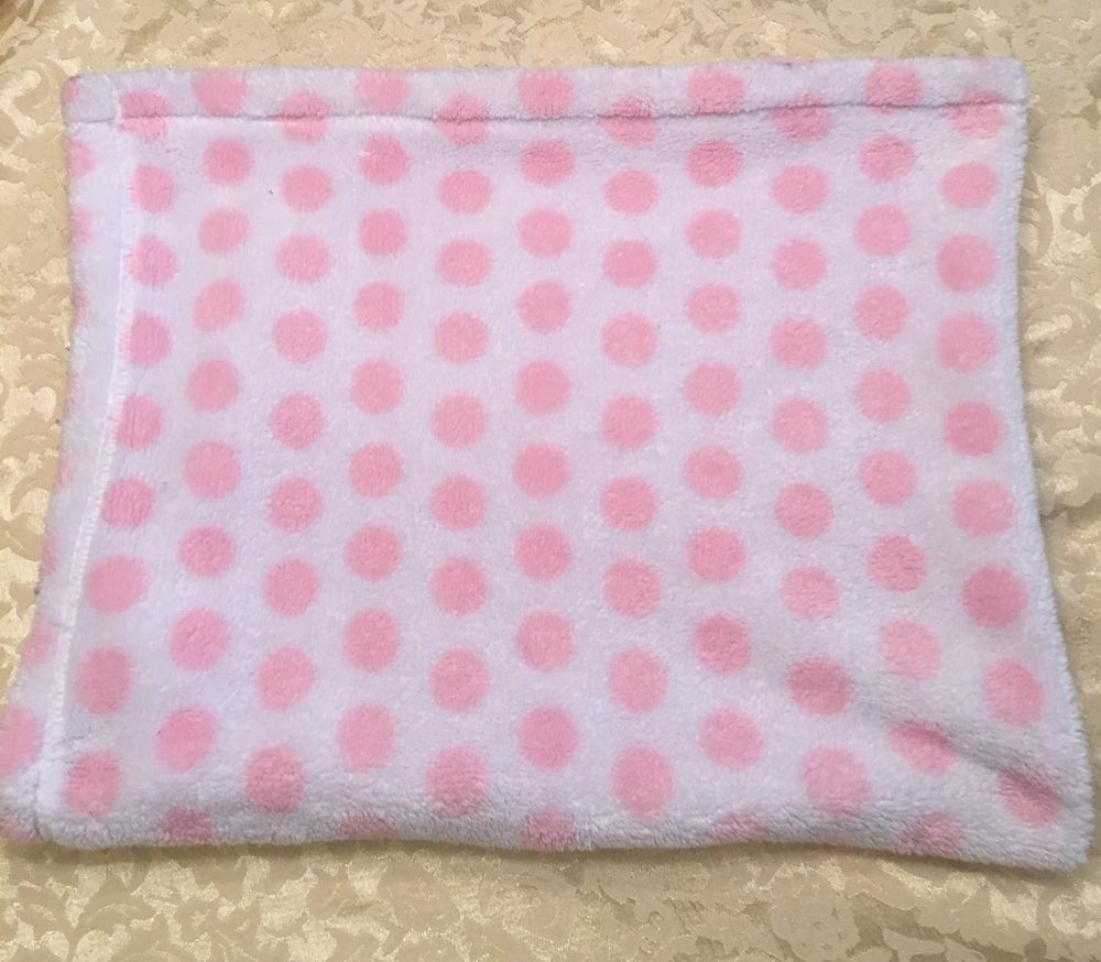Blue Elephant Soft Touch Baby Dimple Comforter Taggy Blanket Elephant and Dots for Newborn Boy or Girl
