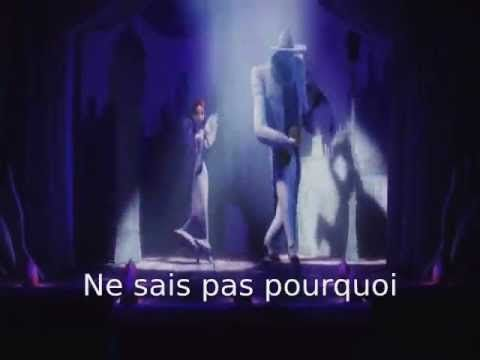 La seine. -M-. Vanessa Paradis. Lyrics