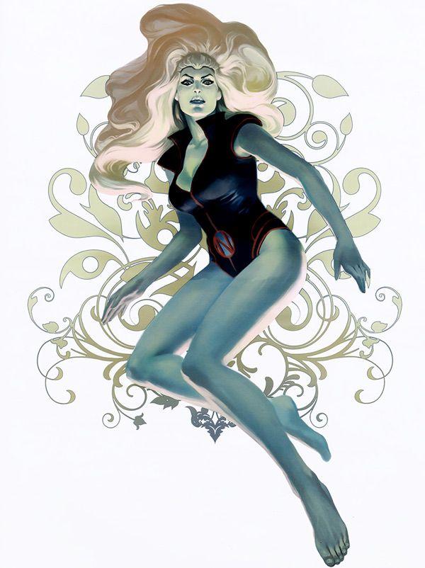 Namora | Superhero art. Marvel. Marvel comics