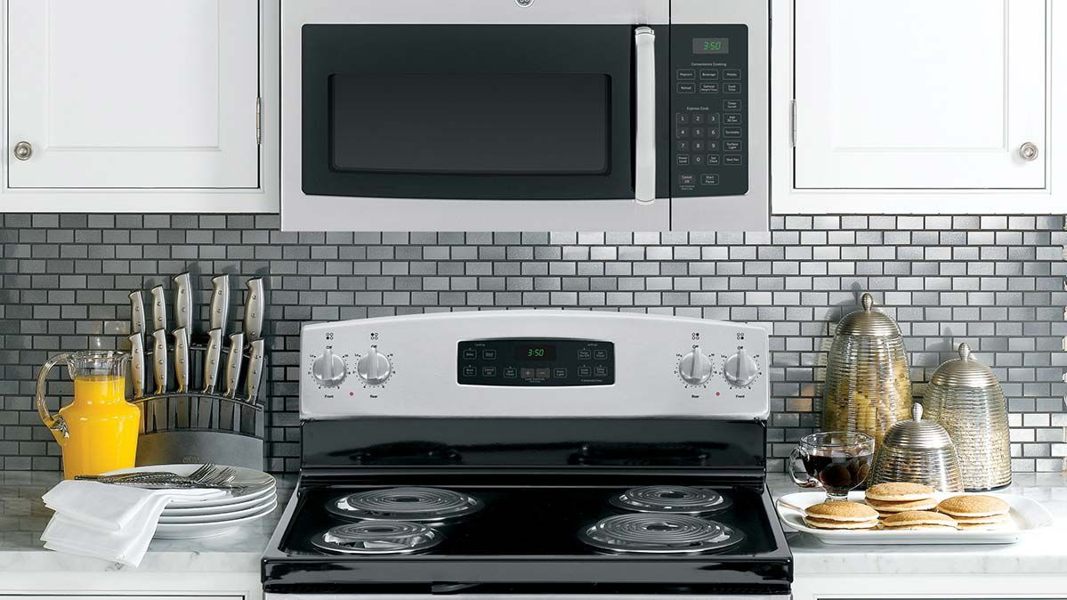 Best Over The Range Microwaves Consumer Reports Over The Range