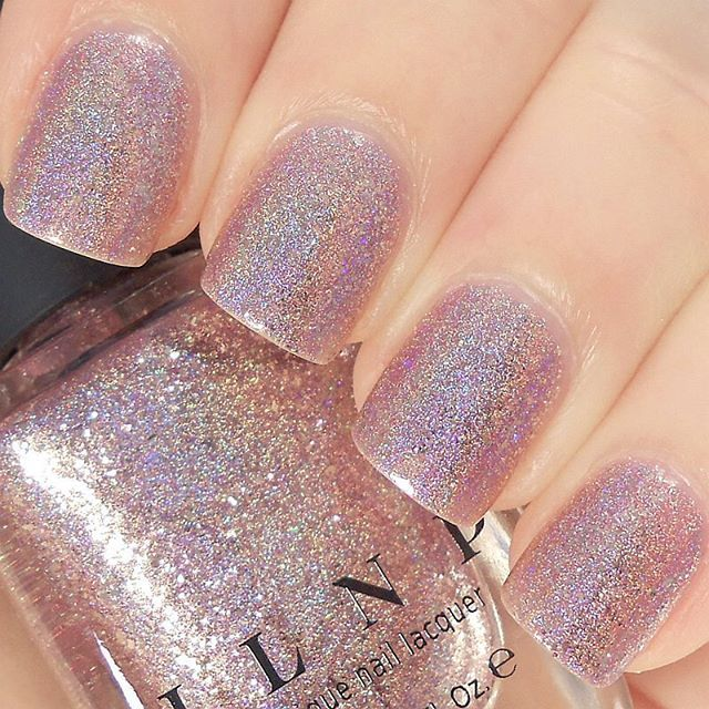 @ilnpbrand Pink Mimosa #ilnppinkmimosa #ilnp #pinkmimosa #nails #nailpolish #instanails #nailstagram #holo #pink #flakies