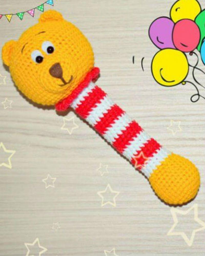 Used Winnie the Pooh amigurumi for sale in Adana - letgo | 1002x800