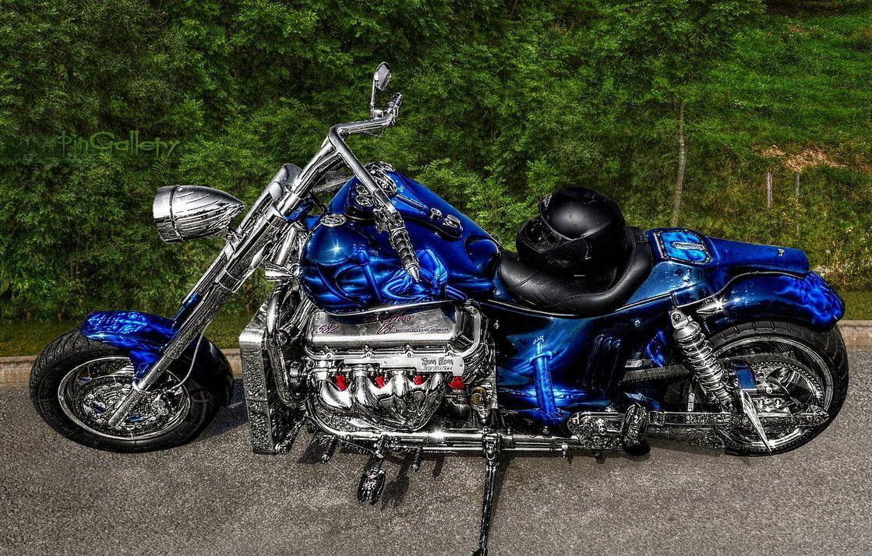 Boss Hoss I By Pingallery On Deviantart Boss Hoss Motorcycle Classic Bikes
