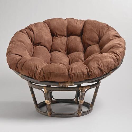 Java Microsuede Papasan Chair Cushion Papasan Chair Kids Papasan Chair Papasan Chair Cushion