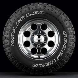 Goodyear Wrangler Duratrac Fj Cruiser Goodyear Wrangler Toyota