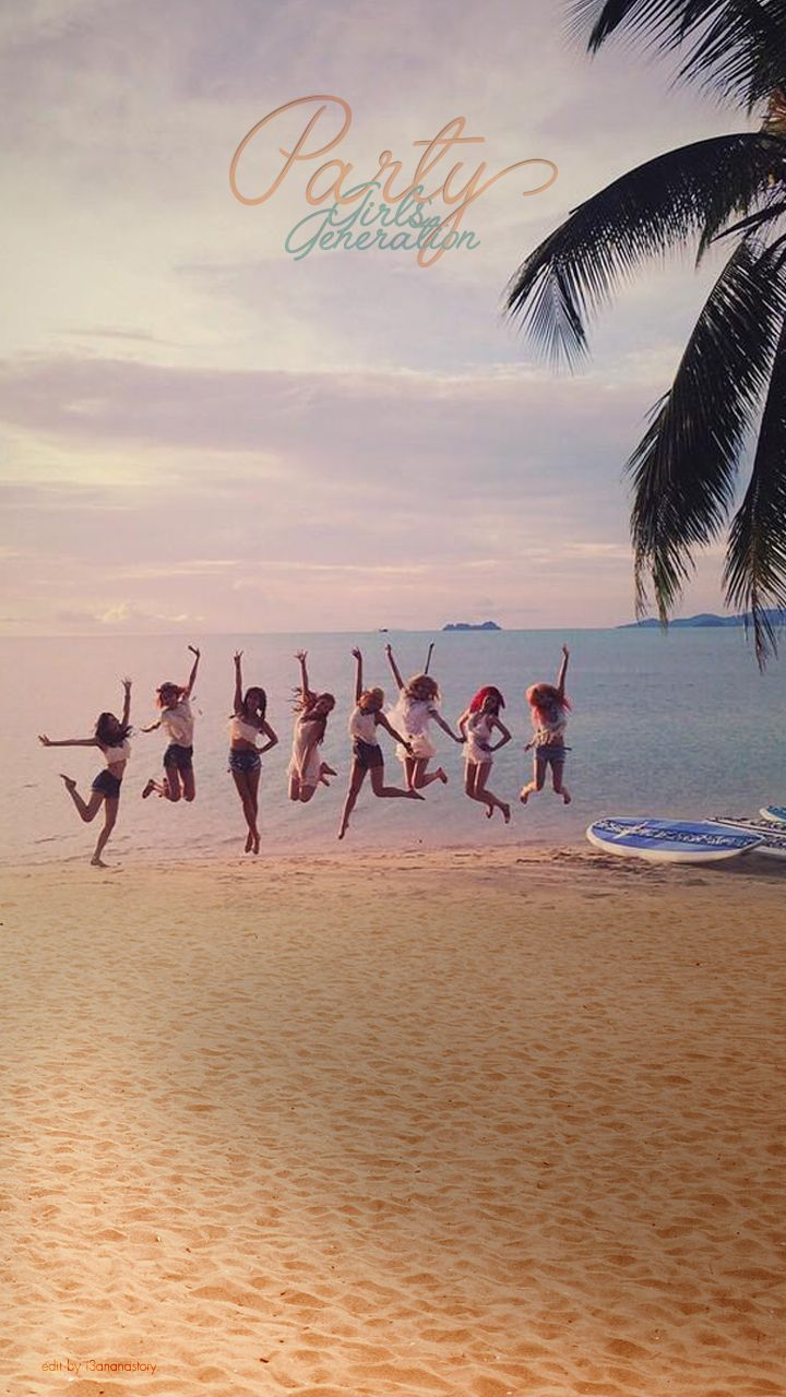 more wallpaper snsd snsdisback party � girls