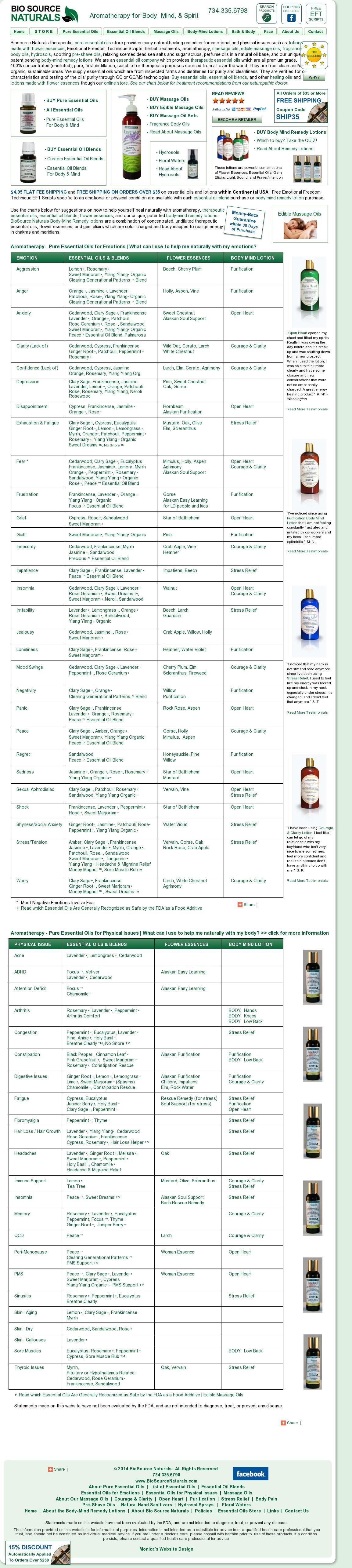 Pure Essential Oils Massage Oils Bio Source Naturals Essential Oils For Massage Essential Oils Aromatherapy Aromatherapy Oils