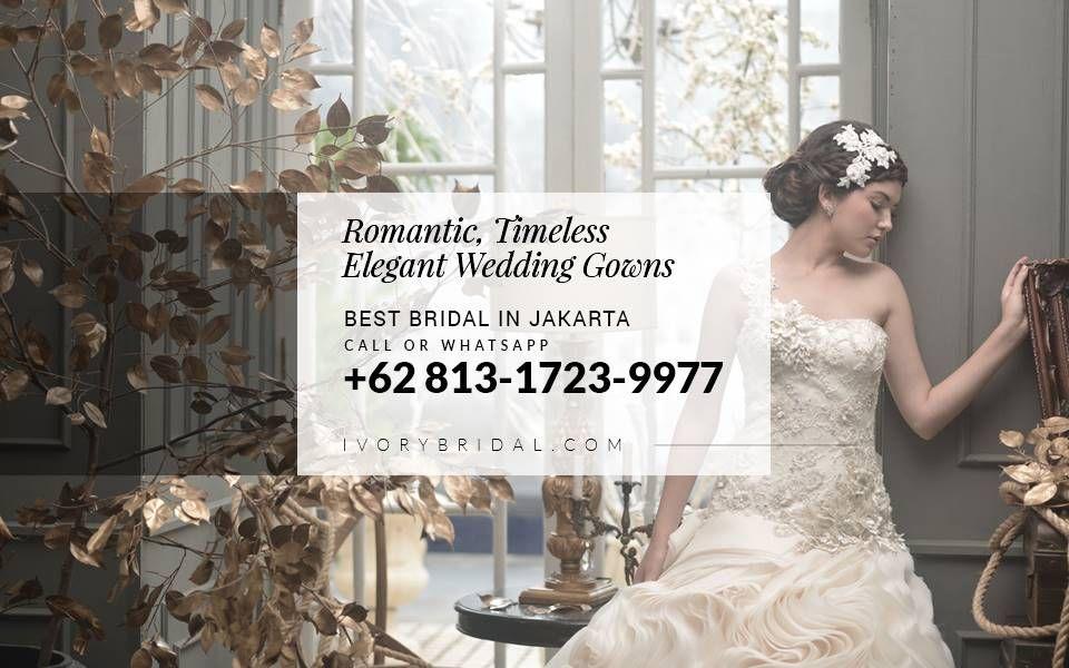 Sewa Gaun Pengantin Daerah Jakarta Top Bridal Di Jakarta
