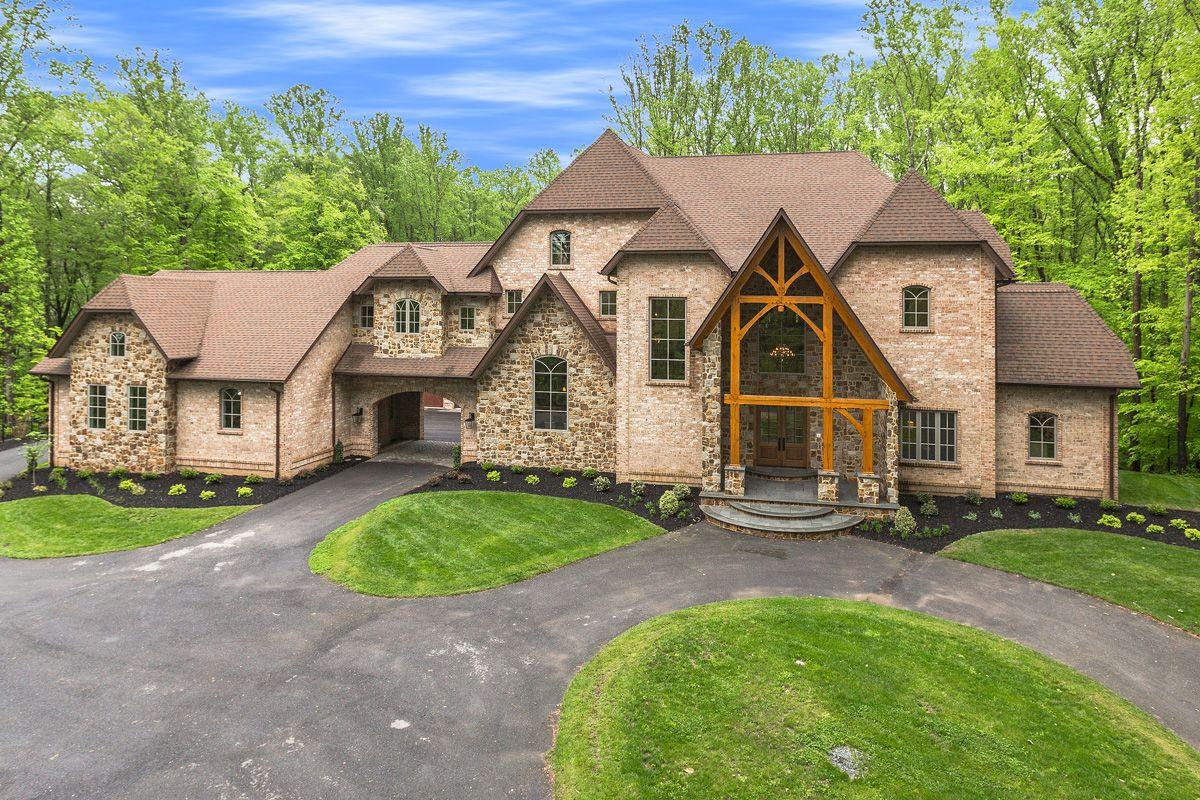11820 CHAPEL BELLS WAY, CLARKSVILLE, MD. Luxury Home ...