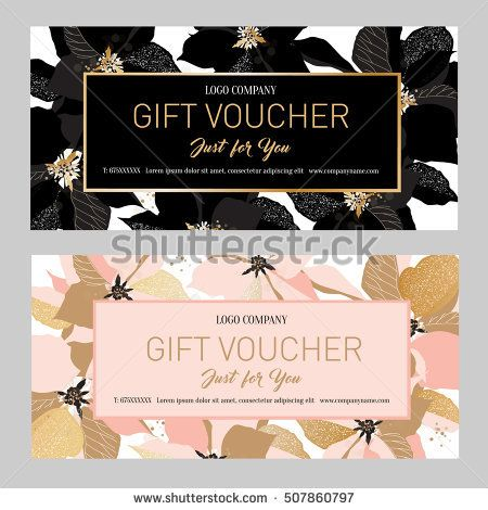 Gift Premium Certificate. Gift card. Gift voucher. Coupon template ...