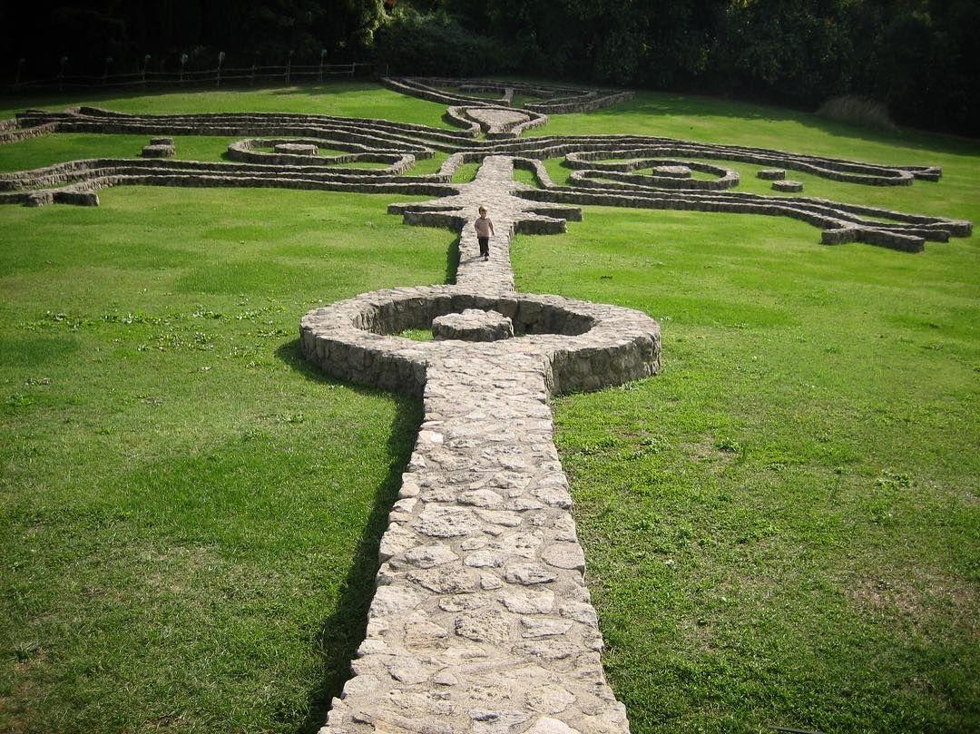 Another Sculpture garden is Il Giardino di Daniel Spoerri