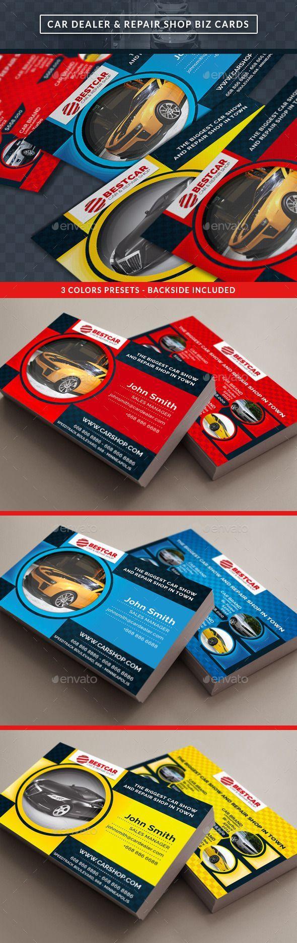Car Dealer Auto Services Business Card Business Cards Print Templates Auto Business Car Card Cards Dealer Print Services Templates Araba