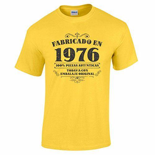 camiseta de hombre para regalo de cumpleaos manufactuu