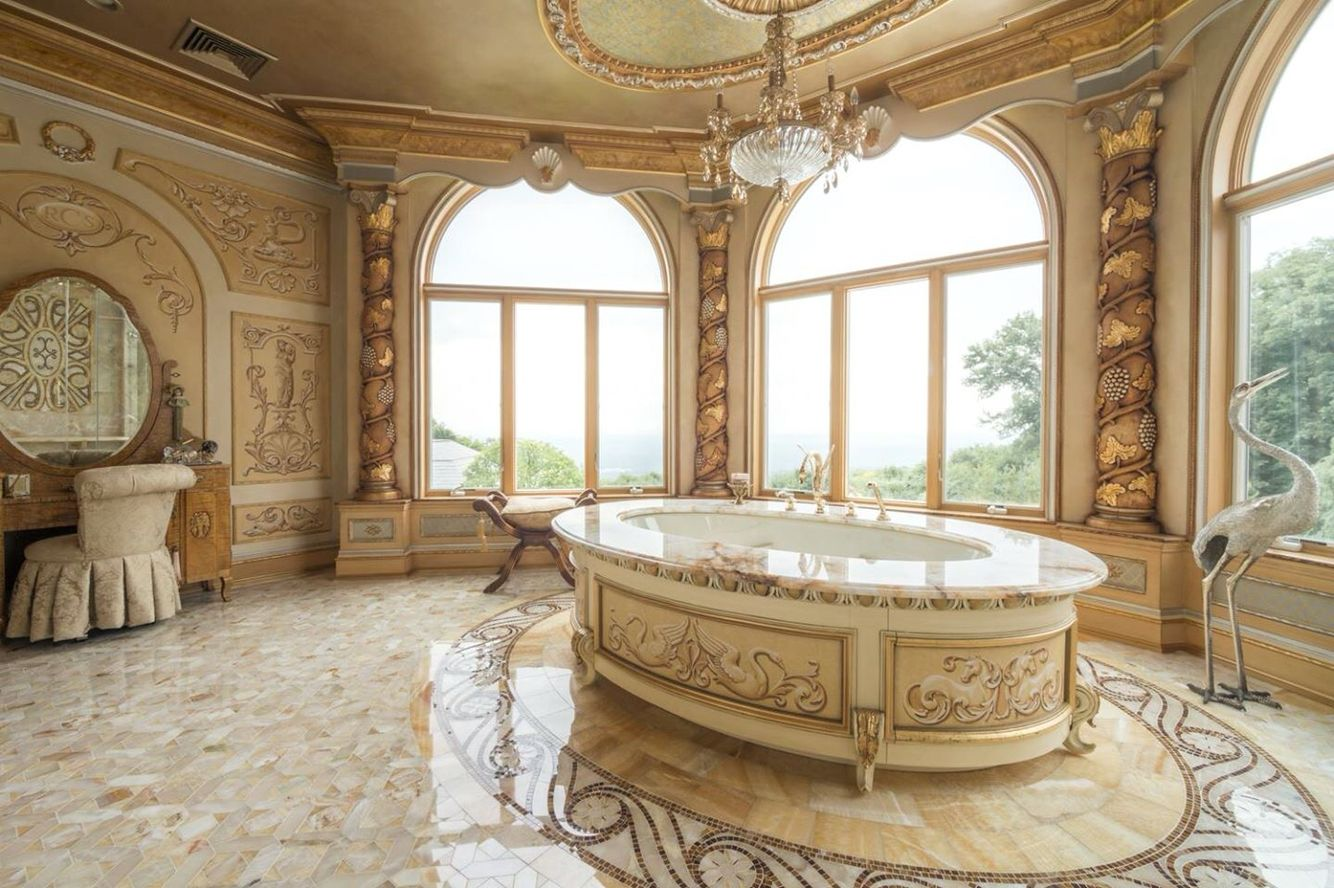 Gorgeous Master Bathroom! Amazing Tiles From Artistic Tile