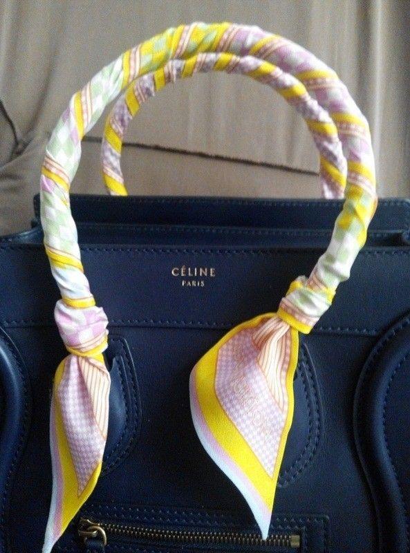 Qoo10 - High Quality Small Silk Twilly Scarf for Bag Handle Tie Ribbon  HairBan...   Fashion Accessor. a9ea4da941017