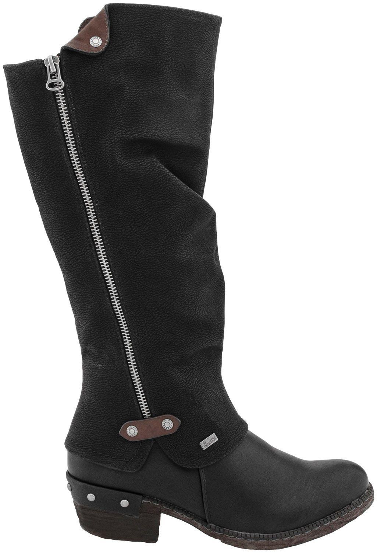 624211c16 Rieker 93655 mid calf boot