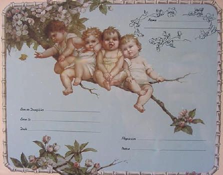victorian baby birth certificate all things victorian Pinterest - best of birth certificate pic